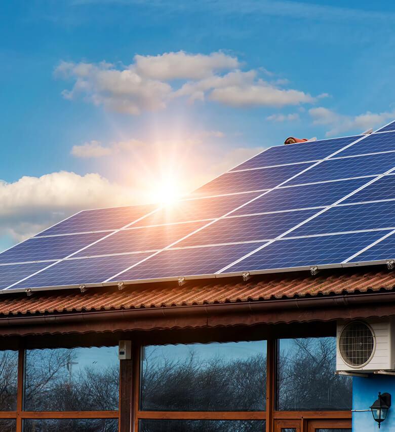 Installation de panneaux photovoltaiques en Normandie